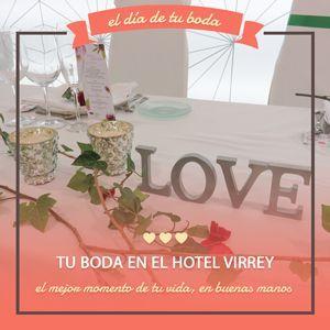 Tu Boda en el Hotel Virrey